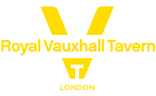 The Royal Vauxhall Tavern Logo