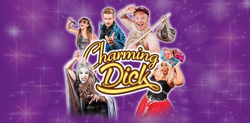 The RVT present the 2015 panto; Charming Dick
