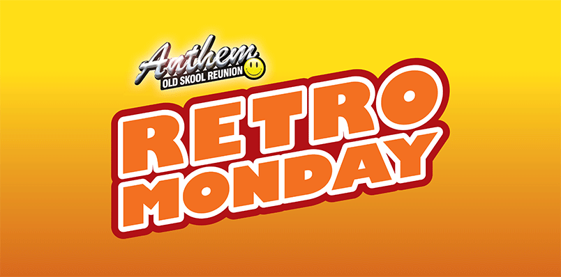 Anthem: Retro Monday