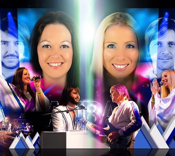 'Revival' – ABBA tribute band