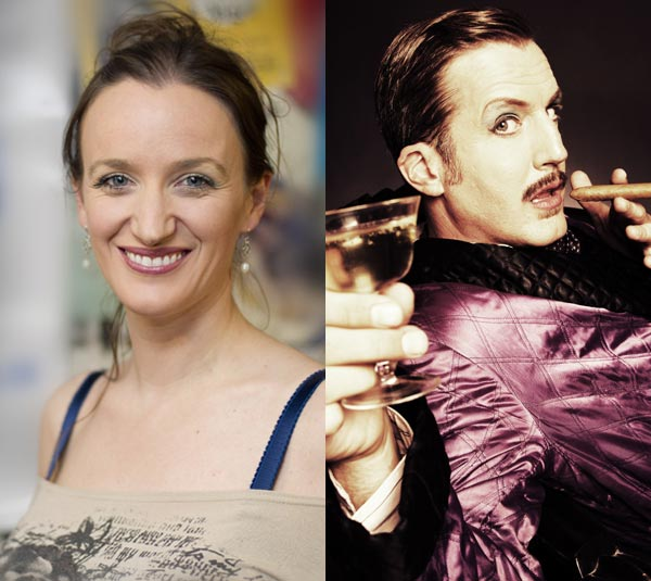 Kate Smurthwaite and Mister Meredith double bill
