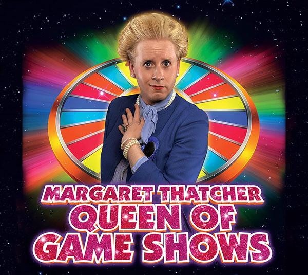Margaret Thatcher Queen of Gameshows