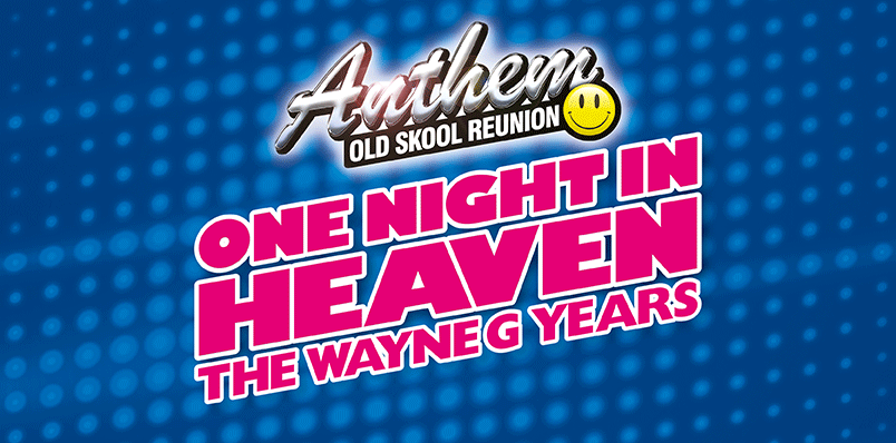Up Next: Rubbed!ANTHEM – OLD SKOOL REUNION