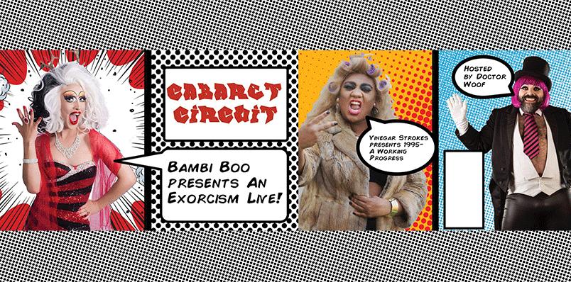 Cabaret Comics
