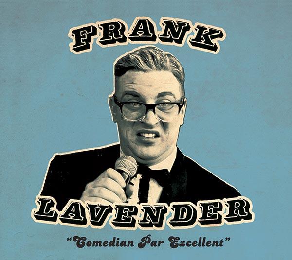 FRANK LAVENDER