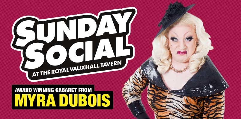 Sunday Social with Myra DuBois