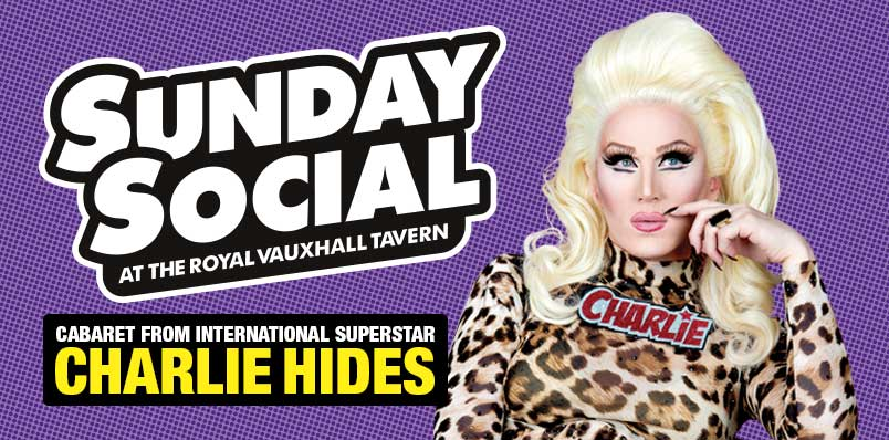 Sunday Social With Charlie Hides