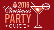 The 2016 Christmas Party Guide