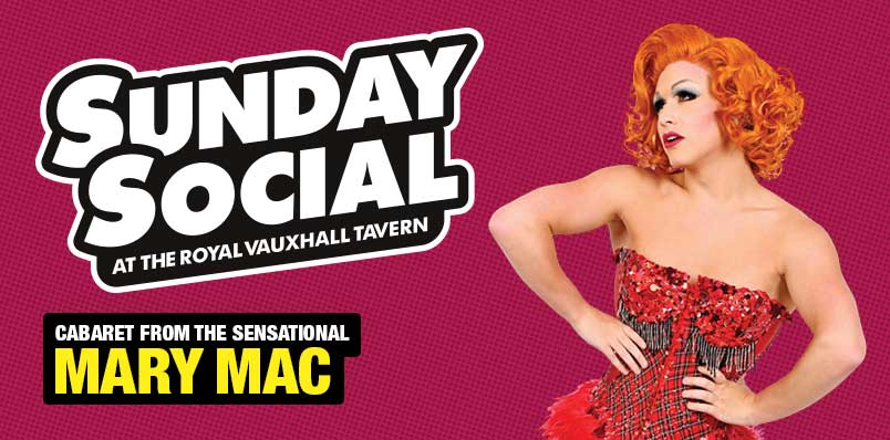 Sunday Social with Mary Mac