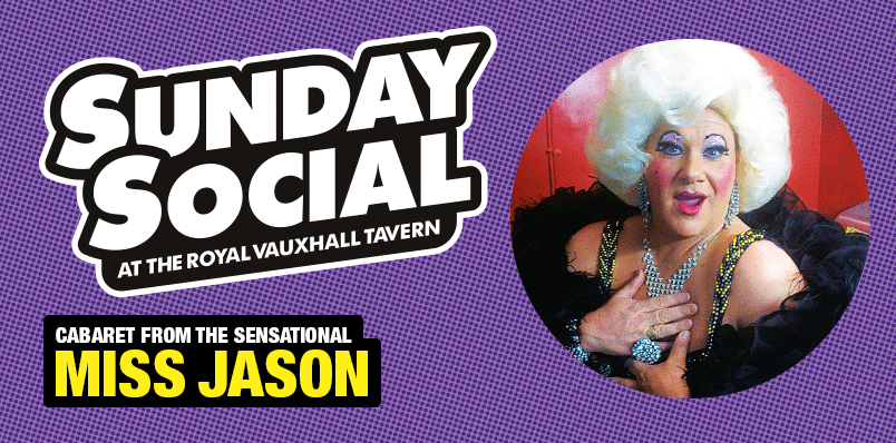 Sunday Social with Miss Jason