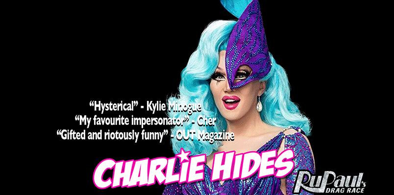 Charlie Hides