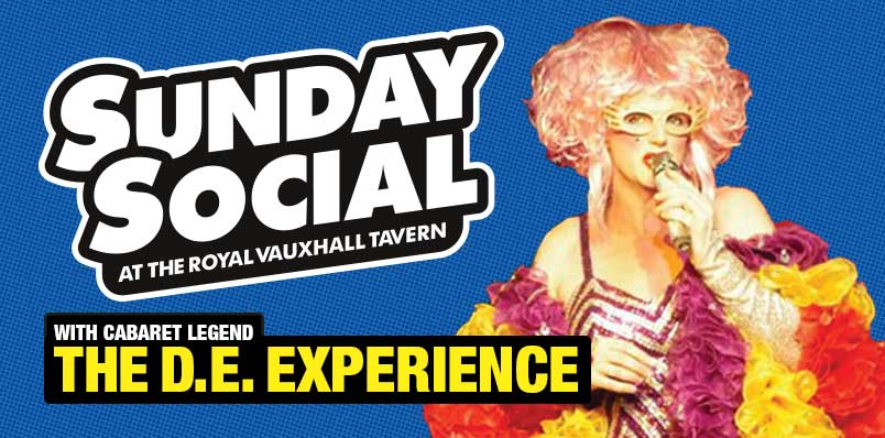 Sunday Social with the D.E. Experience