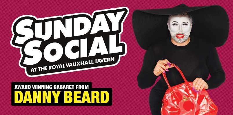 Sunday Social with Danny Beard