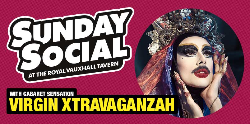 Sunday Social with Virgin Xtravaganzah