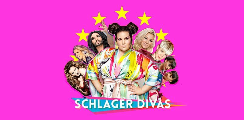 Schlager Divas: Euro Divas