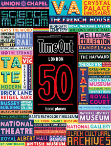 Time Out Iconic Places