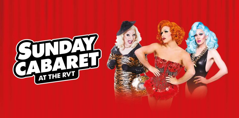 Sunday Cabaret at the RVT