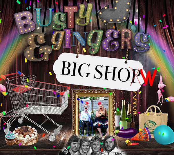 BUSTY & GINGER'S BIG SHOP