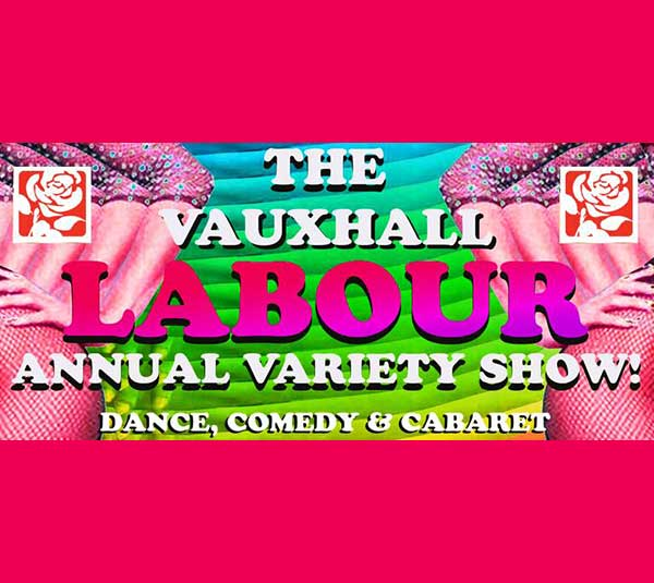 Vauxhall Labour presents
