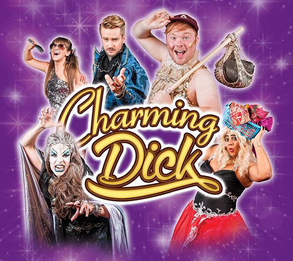 The 2015 panto; Charming Dick