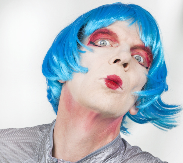 David Hoyle presents