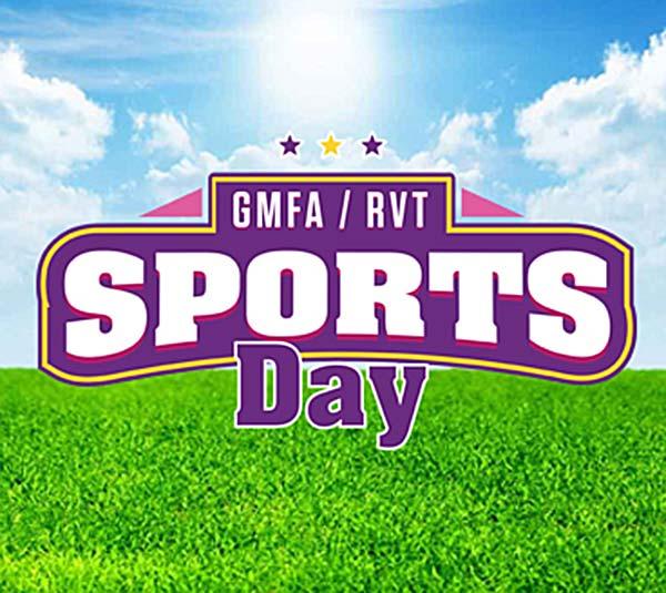 GMFA / RVT Sports Day