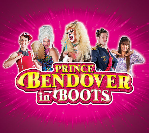 The RVT 2016 panto: Prince Bendover in Boots.