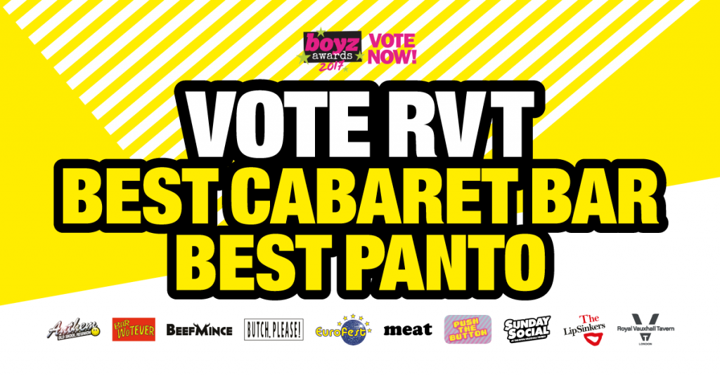 Vote for the RVT!