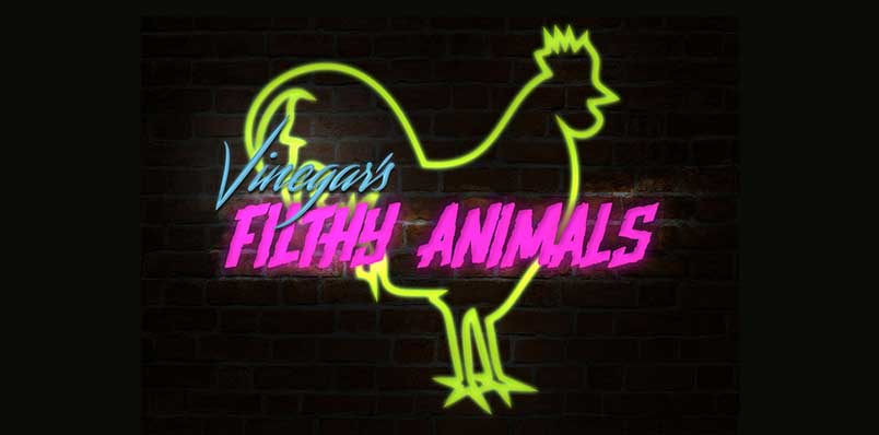 Vinegar's Filthy Animals - Toy Box.