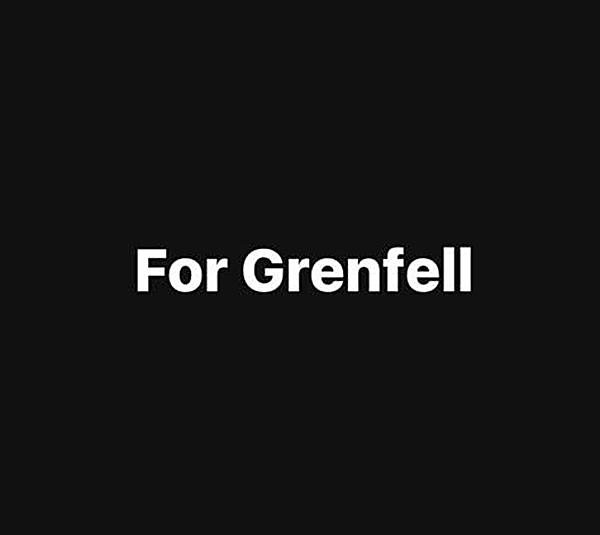 For Grenfell