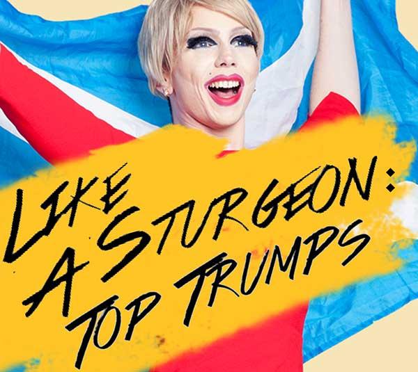 Like a Sturgeon: Top Trumps
