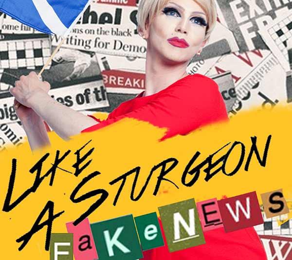 LIKE A STURGEON: FAKE NEWS