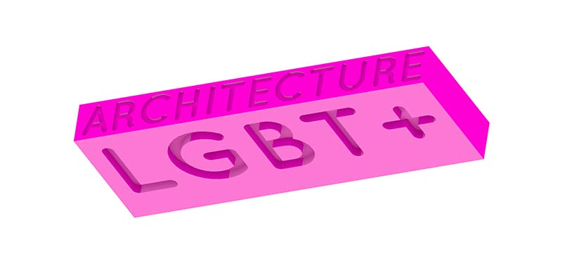 Architecture LGBT presents