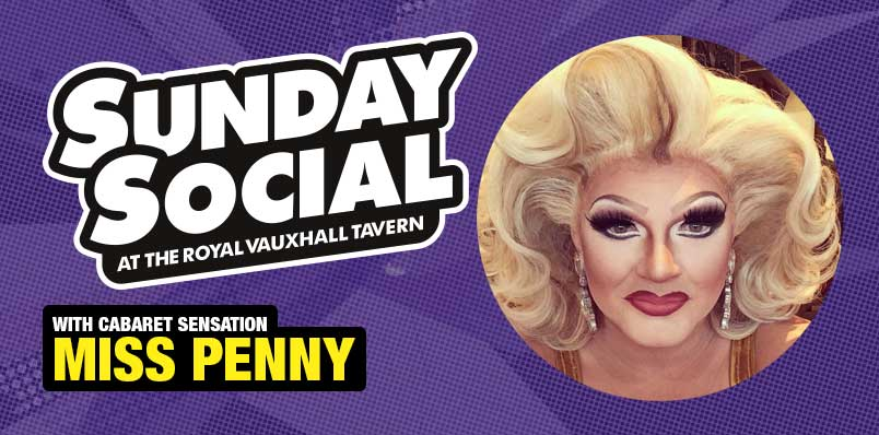 Sunday Social with Miss Penny