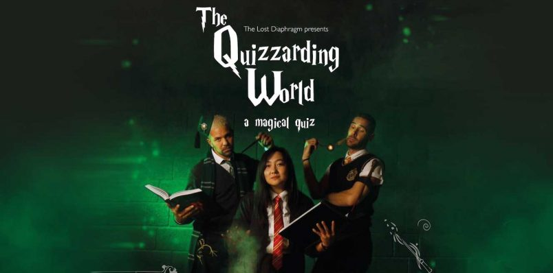 The Quizzarding World - a magical quiz