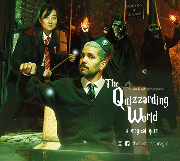 The Quizzarding World – a magical quiz