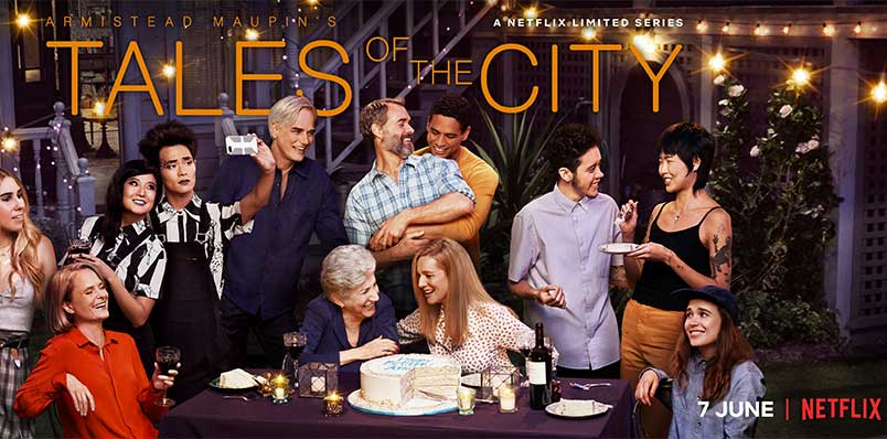 Screening of the new Netflix Tales of the City