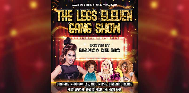 The Legs Eleven Gang Show
