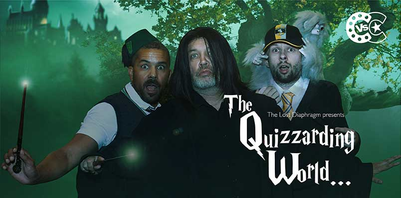 The Quizzarding World – Round 3 – Halloween special