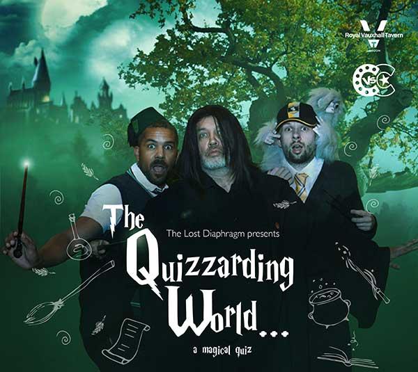 The Quizzarding World – Round 3 – Halloween special