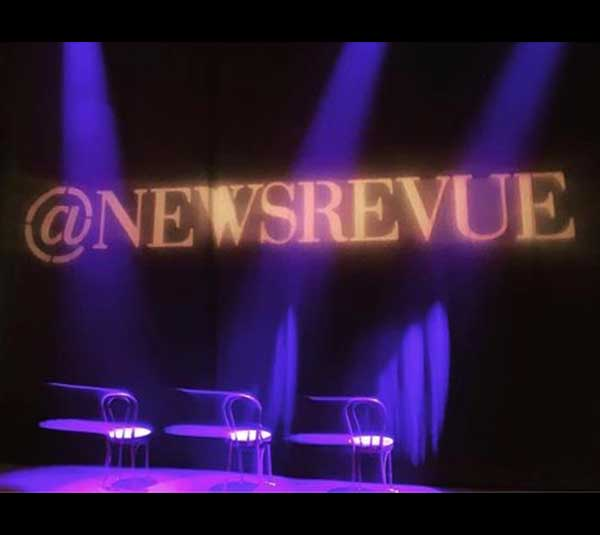 NewsRevue at the RVT