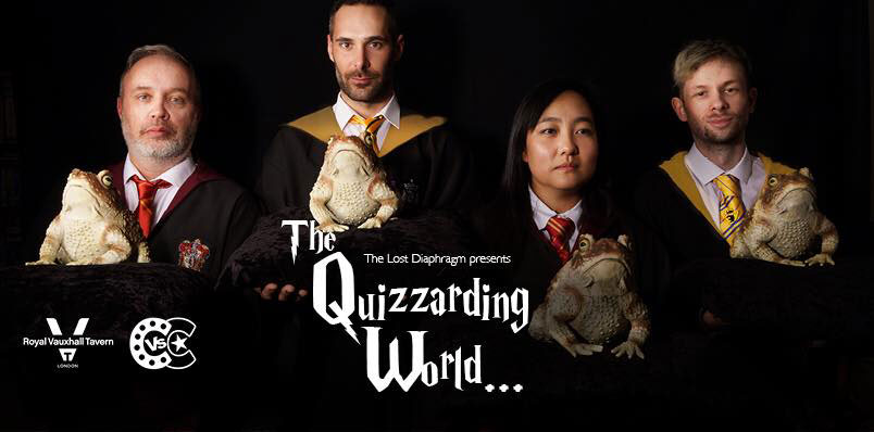 Quizzarding World 4 – A Magical Quiz