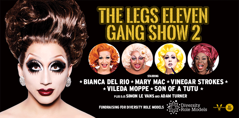 The Legs Eleven Gang Show 2