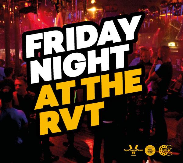 Friday Night at The RVT
