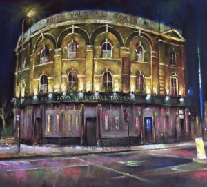 RVT PRINT BY MARC GOODERHAM