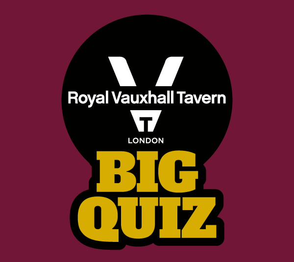 The RVT Big Quiz Pop Pickers
