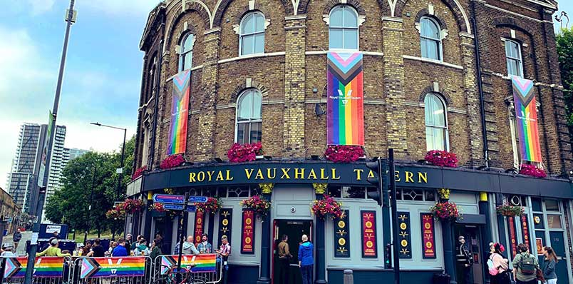 Fridays The RVT - Free Entry