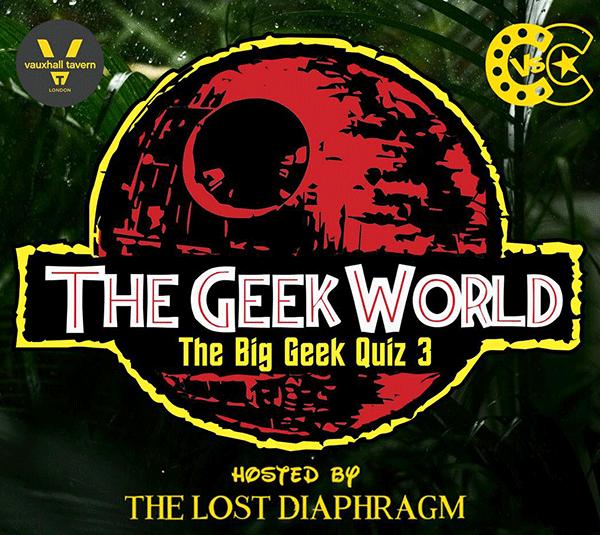 THE BIG GEEK QUIZ 3