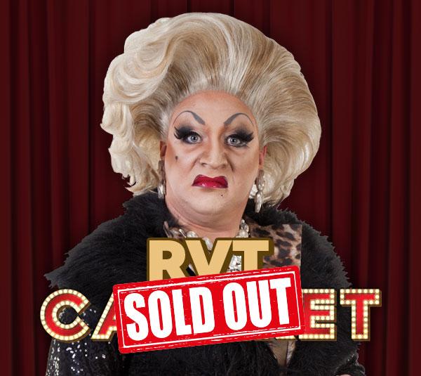 RVT Cabaret with Myra DuBois