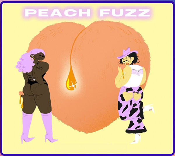 The Bitten Peach